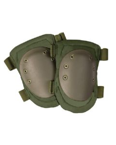 Military Armoured Knee Pads Green
